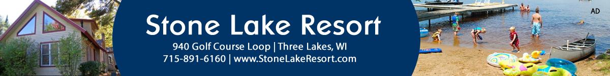 Stone Lake Resort Three Lakes