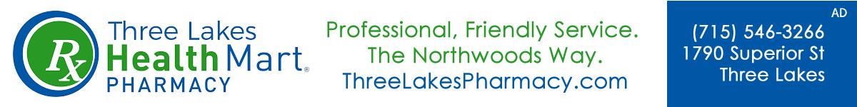 three lakes pharmacy