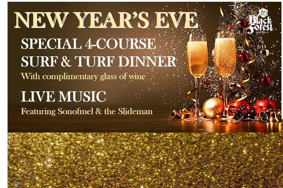 Live Music & Special Dinner