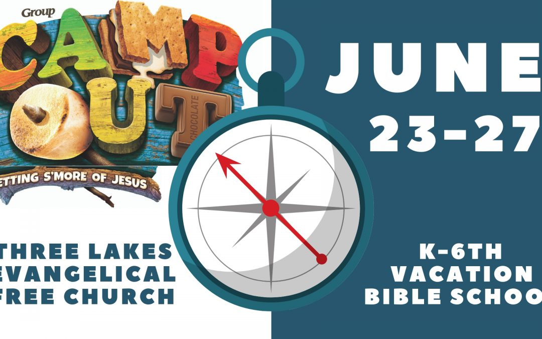 Camp Out! Vacation Bible School