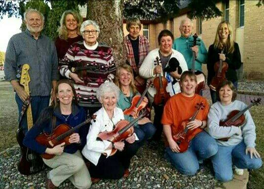 Woodland Strings Concert in the Park