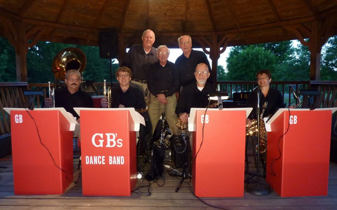 GB's Dance Band Concert in the Park