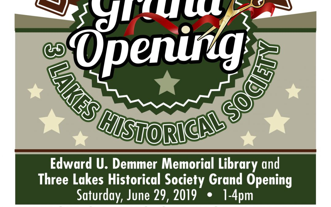 Demmer Library Grand Opening